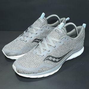 Saucony Liteform Running Grey Sneakers
